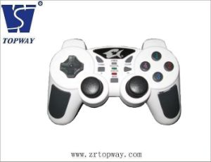 Network Dual-Shock Joypad Video Game Accessory (TP-USB686)