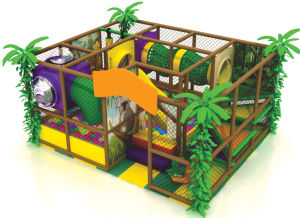 New Indoor Playground for Kids (TY-40041) pictures & photos