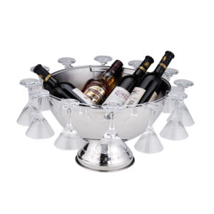 1000ML Stainless Steel Ice Bucket (WS-T27)