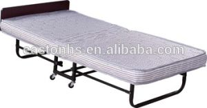 Strong Tubular Frame, More Stable Hotel Extra Bed Folding Bed pictures & photos
