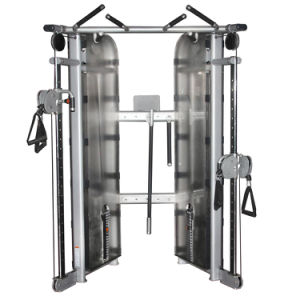 Fitness Machines Plate Loaded Dual Adjustable Pulley Gym Equipment pictures & photos