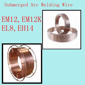 Aws Em12k Em12 H08mna Submerged Arc Welding Wire pictures & photos