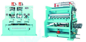 Single-Stretching & Double-Bending Leveler Machine