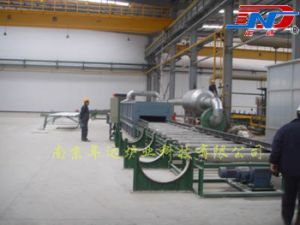 Heating Furnace For Stainless Steel Tube pictures & photos