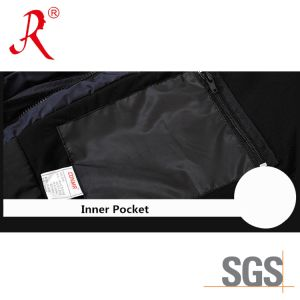 Waterproof Sea Fishing Quilted Jacket for Winter (QF-9080A) pictures & photos