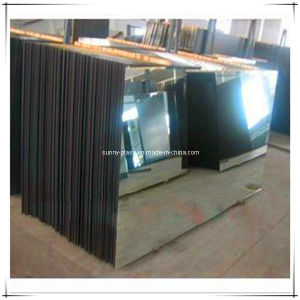 3mm 4mm 5mm 6mm Silver Mirror Glass Sheet with Double Painted pictures & photos