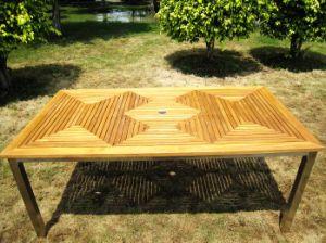 Teak & Garden & Outdoor Table (DT1810TKS02)