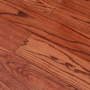 Uniclic Three-Strip Engineered Wood Flooring pictures & photos