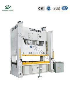 ISO 4000kn Mechanical Rotating Straight Side Double Crank Power Press pictures & photos