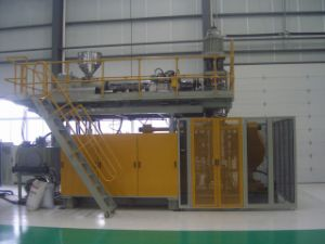 Blow Molding Machine (STBM-A220L)