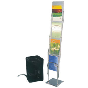 Folding Literature Holder/Display Rack/Display Stand (SIC-B-H4)