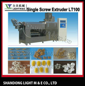 Single Screw Extruder for Pellet & Frying Snacks (LT100) pictures & photos