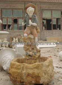 Indoor Water Fountain with Stone Marble Fountain (SY-F317) pictures & photos