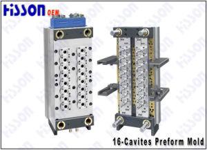 16 Cavity 24G 28pco Pet Preform Mould pictures & photos