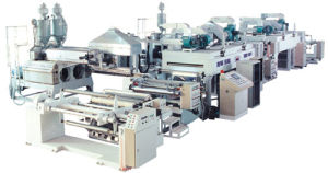 CO-Extrusion Laminating Machine (HL-90)