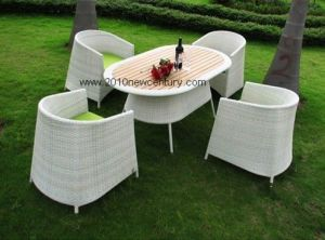 Garden Chair and Table (7082) pictures & photos
