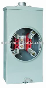200AMPS Square Meter Socket pictures & photos