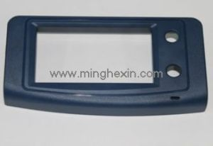 Black Plastic Electronic Product Housing with ISO SGS