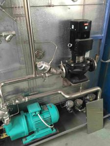Autoclave Pressure Steam Sterilizer with Horizontal Type pictures & photos