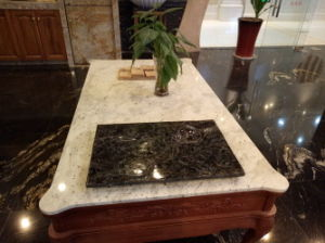 Andromeda White Granite Furniture Granite Table pictures & photos