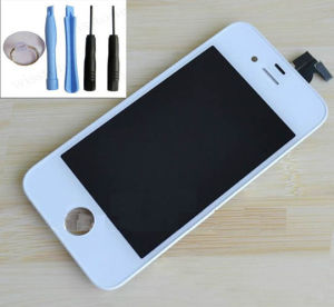 Original Phone Parts LCD for iPhone4s with Tools pictures & photos