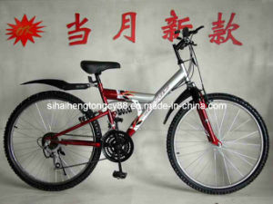 "26"" Simple Suspension Bicycle for Sale (SH-SMTB130) pictures & photos"