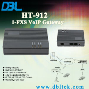 1 Port VoIP GSM Gateway Support Fax pictures & photos