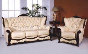 Leather Sofa (2004)