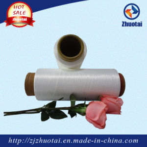 China Nylon Air Covered Yarn for Jacquard Weave pictures & photos