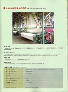 Jacquard Rapier Loom (GA787K)