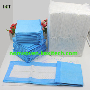 Hospital Medical/Surgical/Nursing Home Disposable Underpad Kxt-Up11 pictures & photos