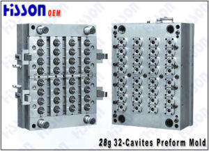32 Cavity 28g Pco PET Preform Injection Mold pictures & photos