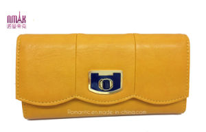 Fashion Lady ′s Wallet Purse Moneybags (NMDK-W005) pictures & photos