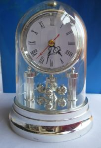 RC Pendular Clock