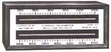 Vibrating Reed Tachometer (H-3/2/1)