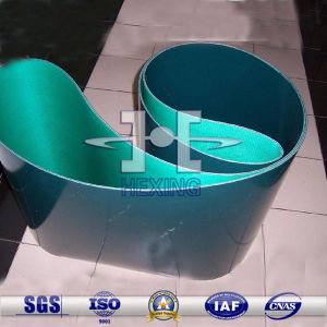 PVC Coated Conveyor Belts (Food Grade and Low Noise)
