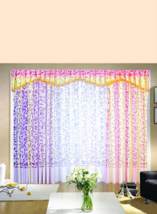 Printed Voile Curtain (ML-08005)