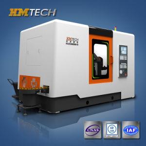 Hvk CNC Tub Wheel Multi-Spindle Work Station Machine Tool (HVZCK0330/9)