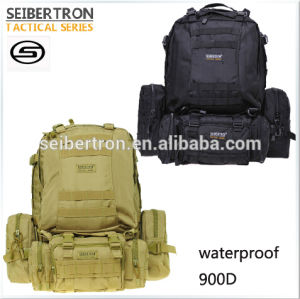 Seibertron 3-Day Assault Pack Portfolio Bag- Multicam