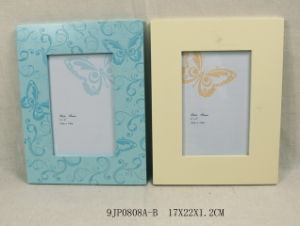Wooden Butterfly Photo Frame in MDF with Screenprinting pictures & photos