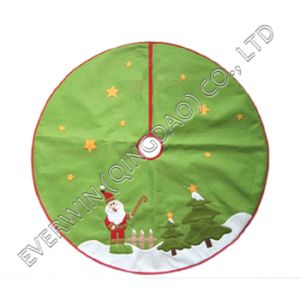 Christmas Tree Skirt - 12