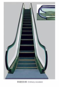 35 Degree 800mm Width Escalators with Yaskawa Inverter (XNFT-003) pictures & photos