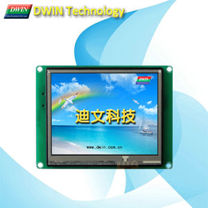 "Industrial 3.5"" Uart TFT LCD Module/HMI, Touch Screen Optional, Dmt32240t035_02W"