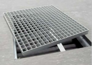 Steel Grating for Drain Cover and Garage Floor Grate pictures & photos