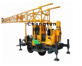 Drilling Rig for Mineral Exploration (XY-4TT)