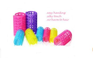 Beauty Plastic Hair Roller
