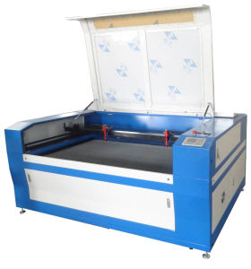 CNC Laser Cutting Machine with Double-Heads (FLC1610D) pictures & photos