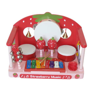 Wooden Toys, Music Wooden Toys Set pictures & photos