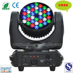 36*3W Mini LED Moving Head Beam Disco Light pictures & photos