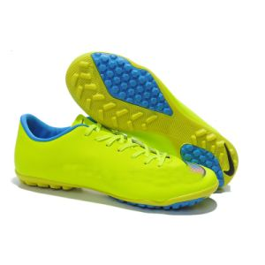 Fantastic Brand Football Shoe for Male Sport Shoe Outdoor pictures & photos